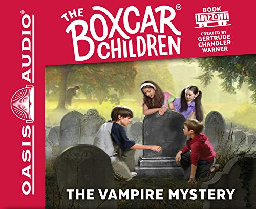 The Vampire Mystery (The Boxcar Children Mysteries)
