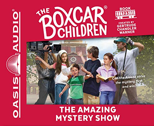 9781613752340: The Amazing Mystery Show (The Boxcar Children Mysteries)