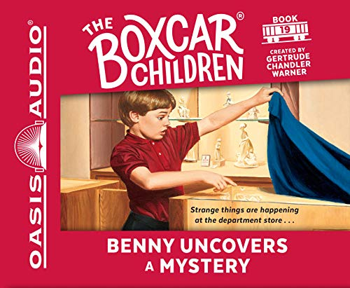 Benny Uncovers a Mystery (The Boxcar Children Mysteries): Warner, Gertrude Chandler