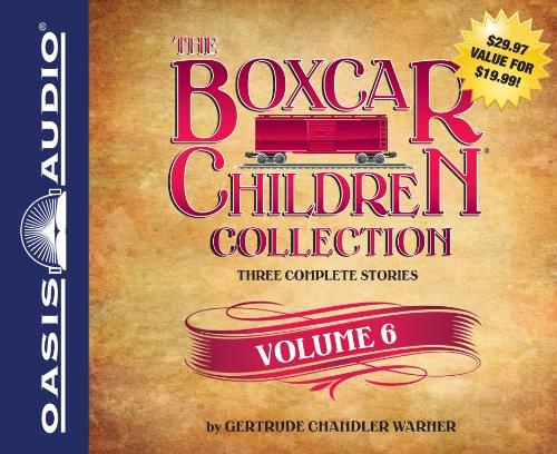 The Boxcar Children Collection, Volume 6: Warner, Gertrude Chandler