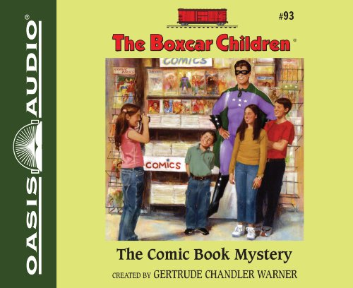 9781613754313: The Comic Book Mystery (The Boxcar Children Mysteries)
