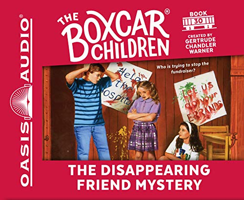 The Disappearing Friend Mystery (Boxcar Children Mysteries): Warner, Gertrude Chandler