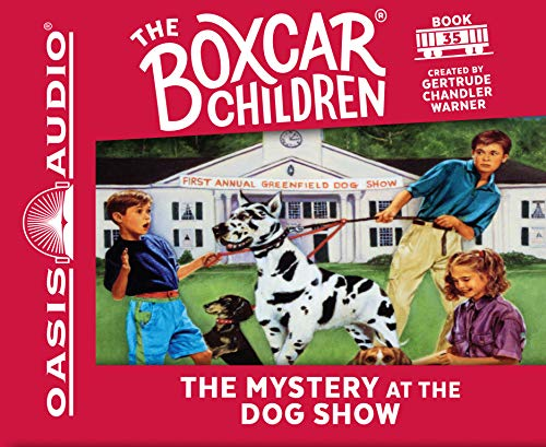 9781613754474: The Mystery at the Dog Show (The Boxcar Children Mysteries)