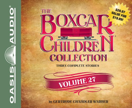 The Boxcar Children Collection Volume 27: The Mystery at the Crooked House, The Hockey Mystery, The...
