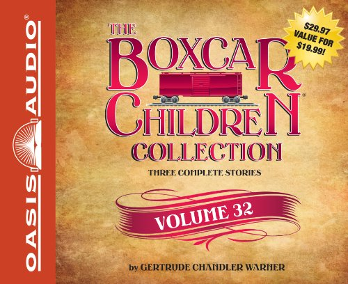 9781613754627: The Boxcar Children Collection Volume 32: The Ice Cream Mystery, The Midnight Mystery, The Mystery in the Fortune Cookie