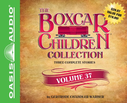 The Boxcar Children Collection, Volume 37: Warner, Gertrude Chandler