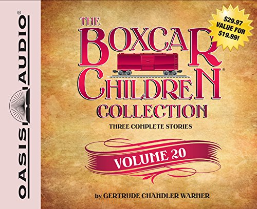 The Boxcar Children Collection, Volume 20: The Mystery at the Alamo, the Outer Space Mystery, the ...