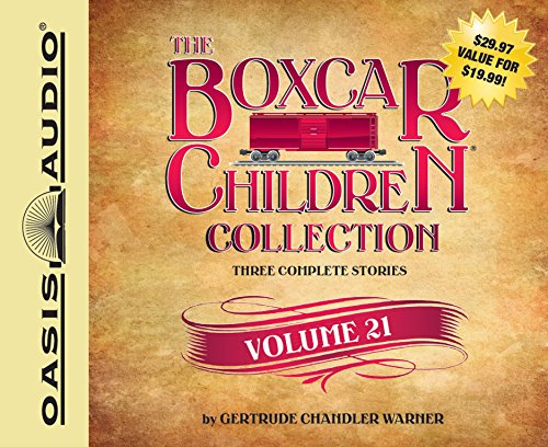 The Boxcar Children Collection, Volume 21: The Growling Bear Mystery, the Mystery of the Lake ...