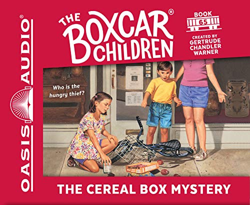 The Cereal Box Mystery (The Boxcar Children Mysteries): Warner, Gertrude Chandler