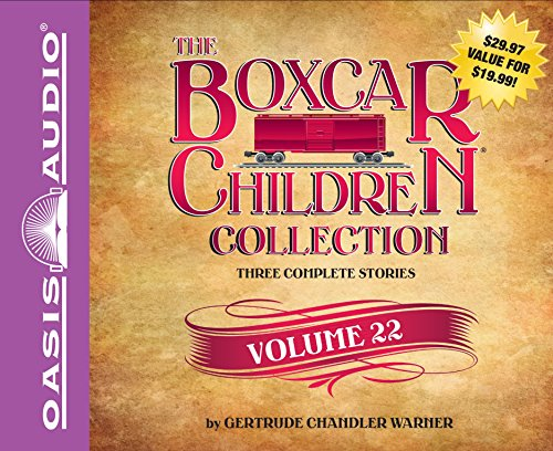 The Boxcar Children Collection Volume 22: The Black Pearl Mystery, the Cereal Box Mystery, the ...