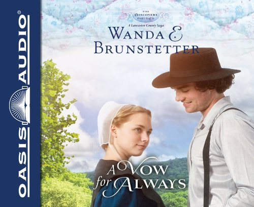 9781613755280: A Vow for Always (The Discovery - A Lancaster County Saga)