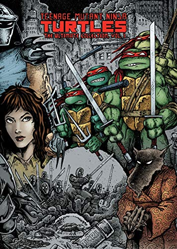 9781613770078: Teenage Mutant Ninja Turtles: The Ultimate Collection Volume 1 (TMNT Ultimate Collection)