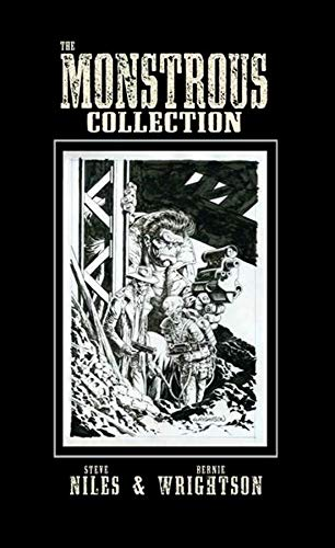 9781613770177: Monstrous Collection of Steve Niles and Bernie Wrightson