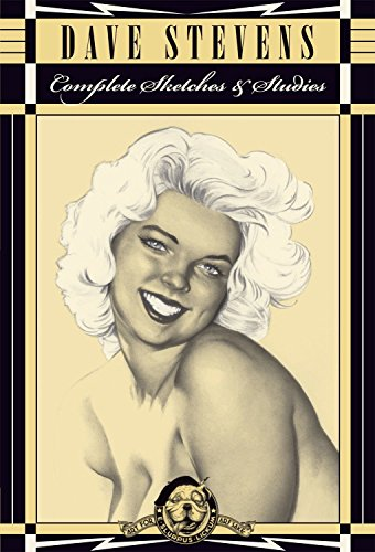 9781613770375: Dave Stevens: The Complete Sketchbook Collection