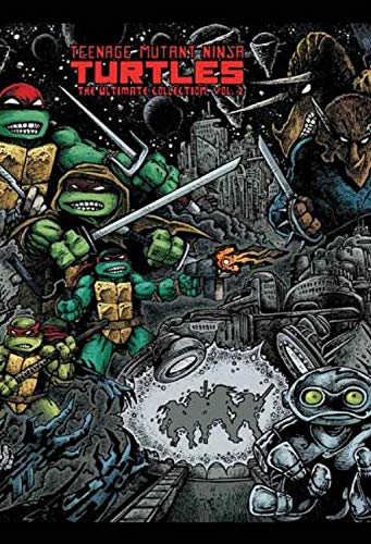 Teenage Mutant Ninja Turtles: The Ultimate Collection Volume 2: Kevin B. Eastman; Peter Laird