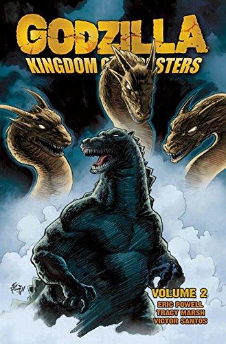 9781613771228: Godzilla: Kingdom of Monsters Volume 2