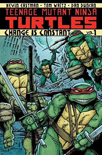 9781613771396: Teenage Mutant Ninja Turtles Volume 1: Change is Constant
