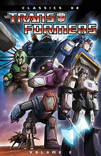 9781613771419: Transformers Classics UK Volume 2