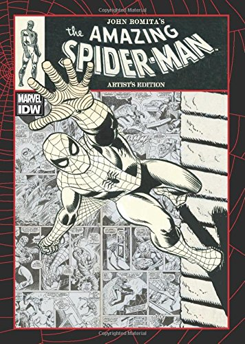 John Romitas The Amazing Spider Man Artists Edition