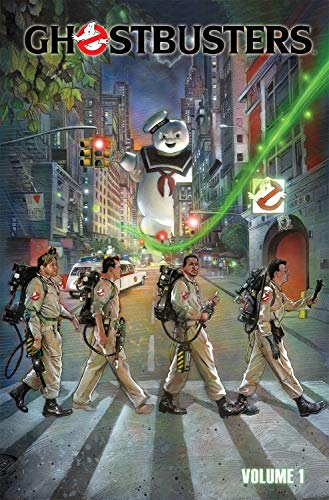 Ghostbusters Volume 1: The Man From The: Burnham, Erik