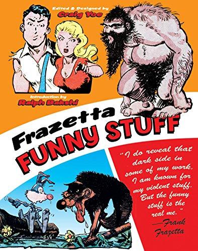 9781613771679: Frazetta Funny Stuff