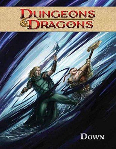 9781613771785: Dungeons & Dragons Volume 3: Down