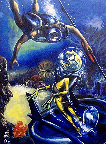 9781613771846: Wally Wood: Galaxy Art and Beyond