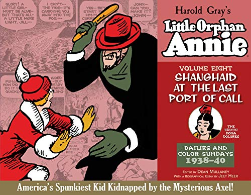 9781613771990: Complete Little Orphan Annie Volume 8