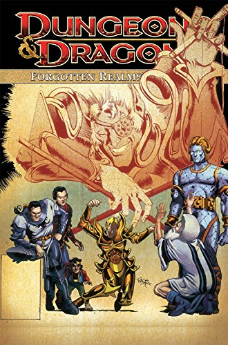 9781613772010: Dungeons & Dragons: Forgotten Realms Classics Volume 3 (Dungeons & Dragons (Idw Quality Paper))