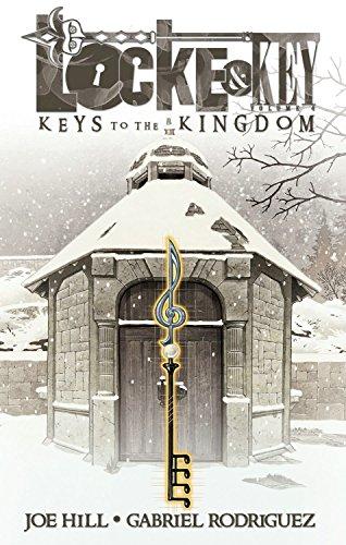 9781613772072: Locke & Key Volume 4: Keys to the Kingdom