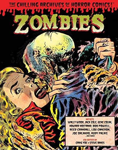 9781613772133: Zombies (The Chilling Archives of Horror Comics!)