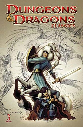 9781613772195: Dungeons & Dragons Classics Volume 3