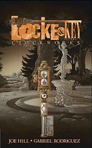 9781613772270: Locke & Key: Clockworks, Vol. 5