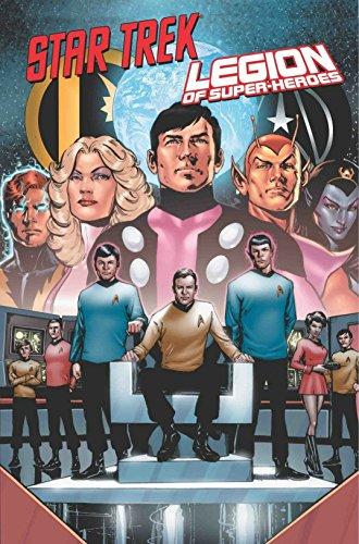 Star Trek / Legion of Super-Heroes: Roberson, Chris
