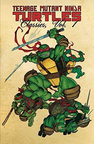 9781613772348: Teenage Mutant Ninja Turtles Classics Volume 1