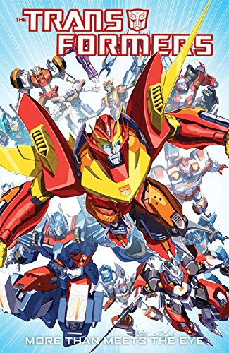 9781613772355: Transformers: More Than Meets The Eye Volume 1