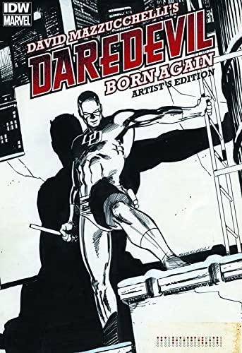 9781613772386: DAVID MAZZUCCHELLI DAREDEVIL BORN AGAIN ARTIST ED HC