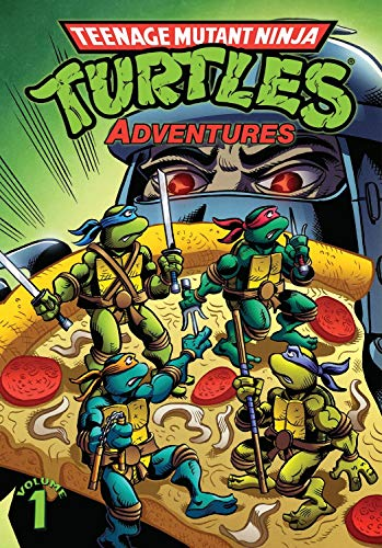 9781613772898: Teenage Mutant Ninja Turtles Adventures Volume 1