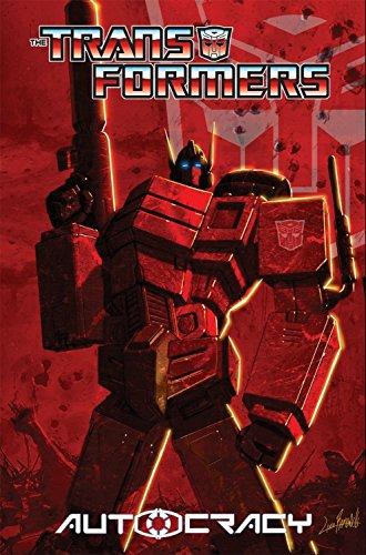 Transformers: Autocracy: Chris Metzen