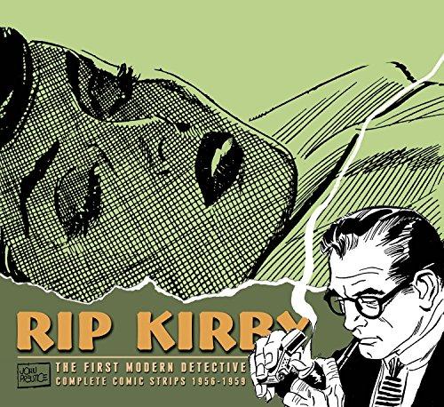 Rip Kirby 5: Dickenson, Fred; Prentice,