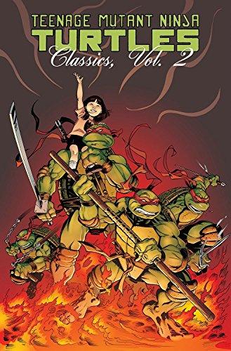 Teenage Mutant Ninja Turtles Classics Volume 2