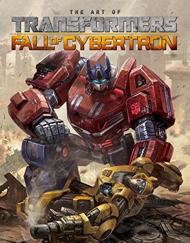 9781613774434: Transformers: The Art of Fall of Cybertron
