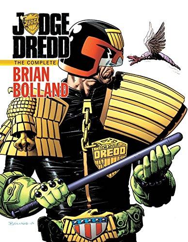9781613774885: Judge Dredd: The Complete Brian Bolland