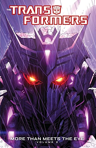9781613774984: Transformers: More Than Meets The Eye Volume 2