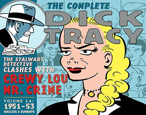9781613775073: Complete Chester Gould's Dick Tracy Volume 14