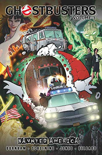 9781613775127: Ghostbusters Volume 3: Haunted America (Ongoing (2012-2014))