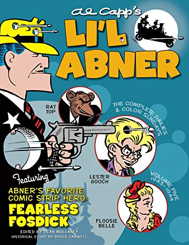 9781613775141: Li'l Abner: The Complete Dailies and Color Sundays, Vol. 5: 1943–1944