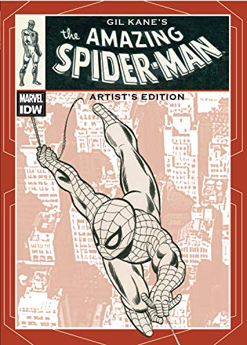 9781613775257: Gil Kane's the Amazing Spider Man Artists Edition Hardcover