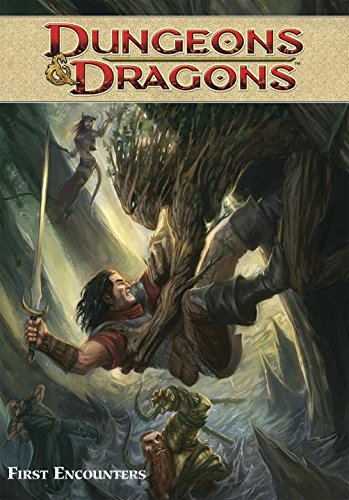 Dungeons & Dragons Volume 2: First Encounters (Dungeons & Dragons (Idw Quality Paper)): Di ...