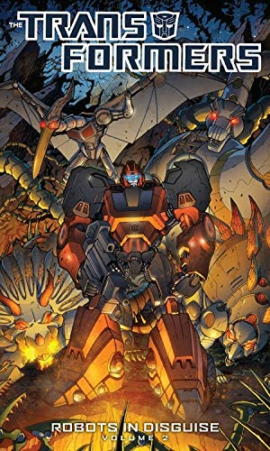 Transformers: Robots In Disguise Volume 2 Format: Paperback